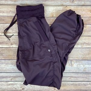 Lululemon Dance Studio Athletic Pants W/ Pockets